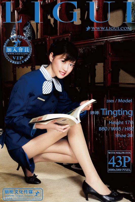 [Ligui丽柜]2013.08.20 Model 婷婷[43+1P/45.8M]